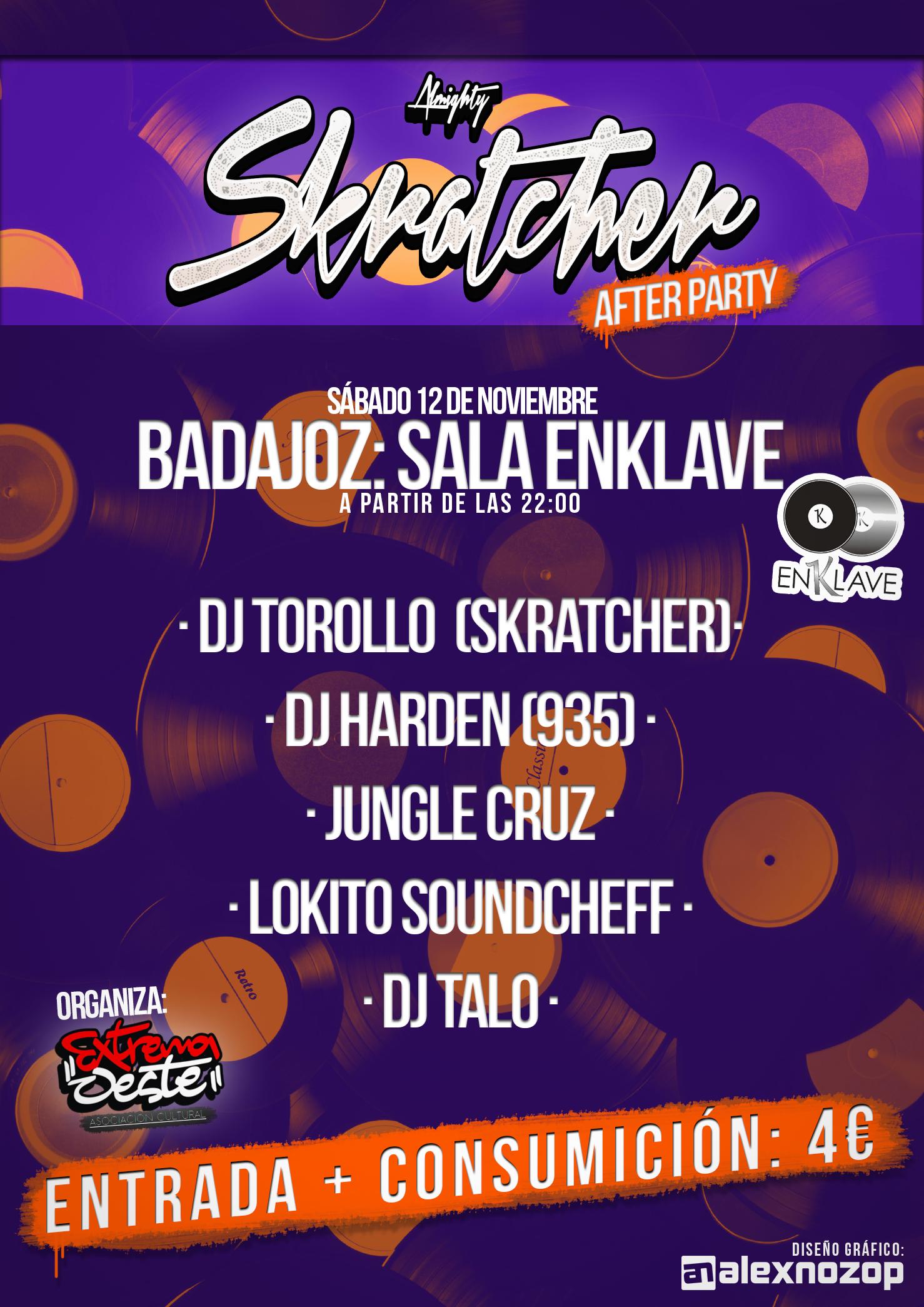 Scratcher party